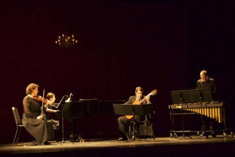Professors spark inspiration with 'An Evening of Beautiful Music'