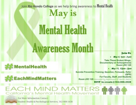Mental Health Awareness Month events