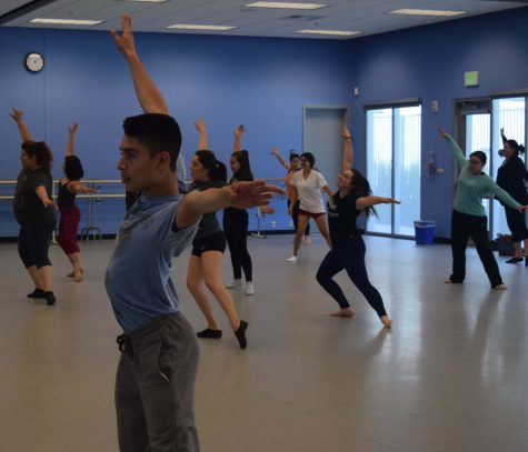 Students embrace free dance classes during National Dance Week