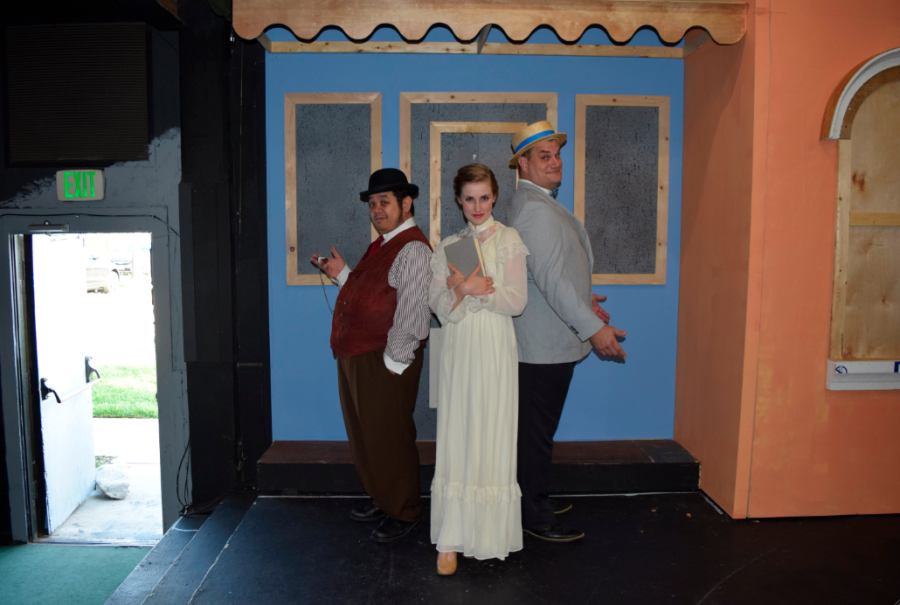 Mysterium Theater's presentation of 'The Music Man' is colorful whimsy