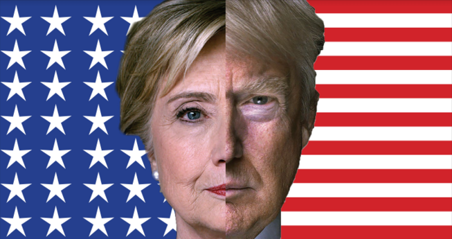 Presidential candidates Hillary Clinton and Donald Trump face off for their first debate where they discuss Americas future economic policies.
