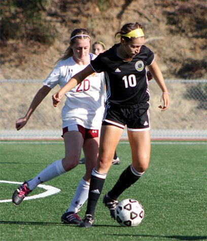 RHC Women's soccer dominate in win over Pasadena City College, 4-0