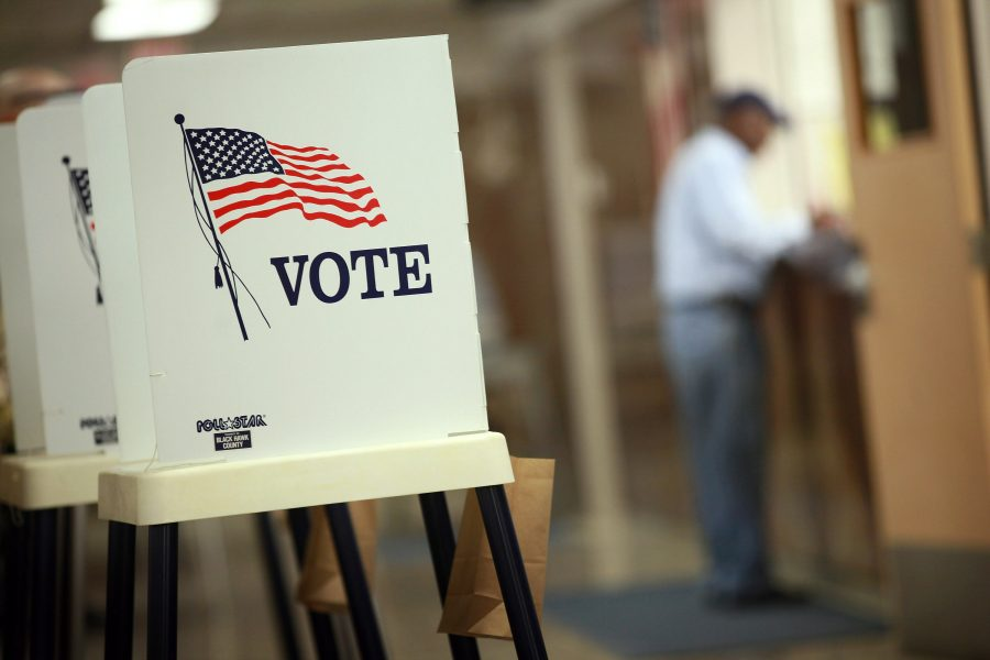 California voters will be voting on 17 different ballot measures on election day.