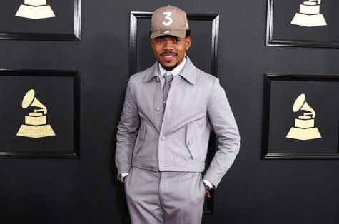 Chance the Rapper is tired of President Trump's comments