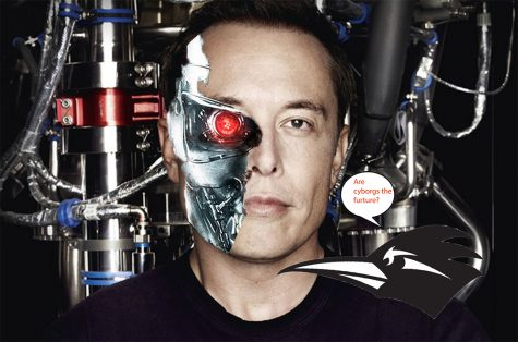 Elon Musk believes cyborgs are the future
