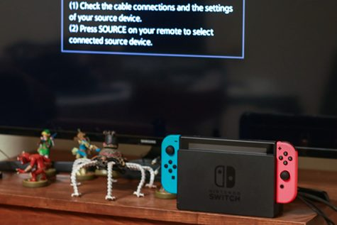 This Month Nintendo released their newest console, the Switch.