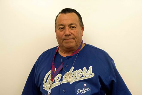 Staff Spotlight: Robert Diaz