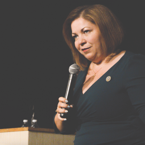 Constituents of the 38th District Meet with Congresswoman Linda Sanchez