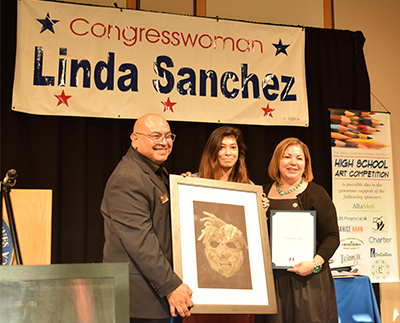 Local High School Artists Receive Congressional Recognition