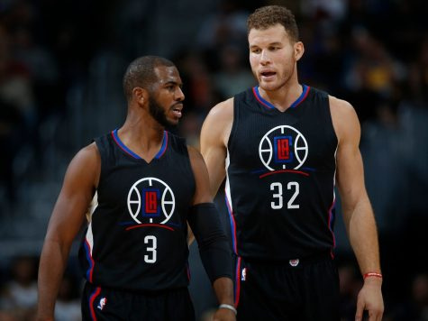Chris Paul and Blake Griffin have the Clippers on a roll as they head into the playoffs.