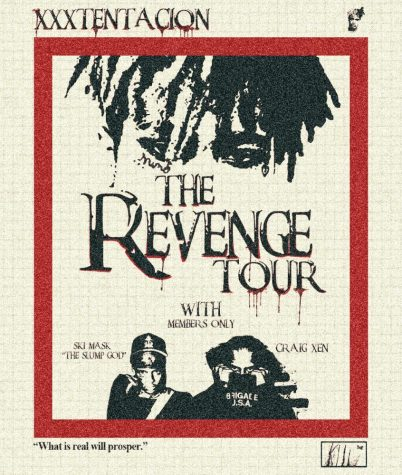 Rapper XXXTentacion Announces The Revenge Tour