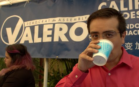 Justin Valero Aims to Make a Difference