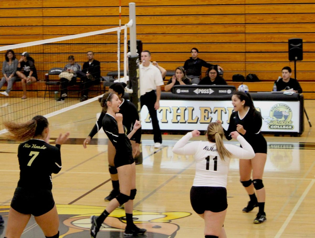 The Rio Hondo Lady Roadrunners showed heart and resilience in their matchup against Los Angeles Harbor.