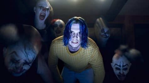 Season seven of 'American Horror Story' looks to be covering a wide-range of topics; from cults, to clowns, to Trump.
