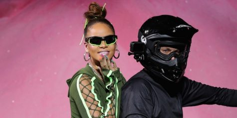 Rihanna brings BMX and the X-Games to NY Fashion Week