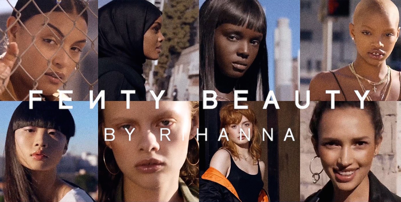 Rihanna's Fenty Beauty Line Takes A Big Step Forward For Shade Inclusivity