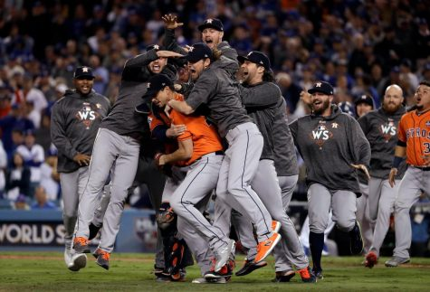 Astros Defeat Dodgers to Win 2017 World Series