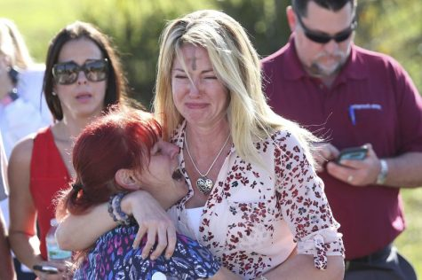 Just in: Florida Teen Opens Fire on School Grounds