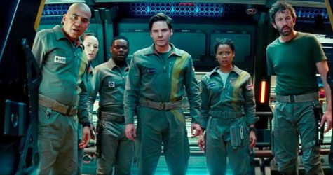 'The Cloverfield Paradox' Released on Netflix