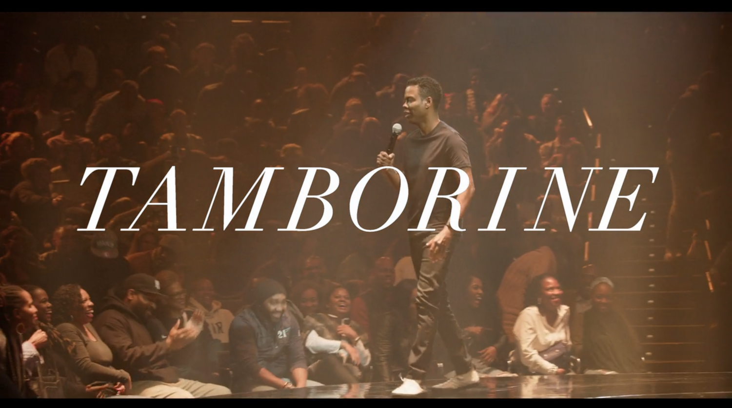 Chris Rock is just the latest comedian to get his very own stand-up comedy on Netflix. Tamborine was released on Feb. 14.