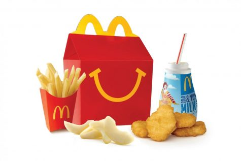 McDonald's Revamps Happy Meal with Nutritious Options