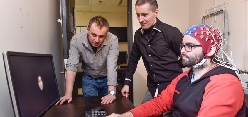 This new tech developed at Adrian Nestor's lab at the University of Toronto Scarborough could eventually help people with speaking disabilities and help the police with solving crimes.