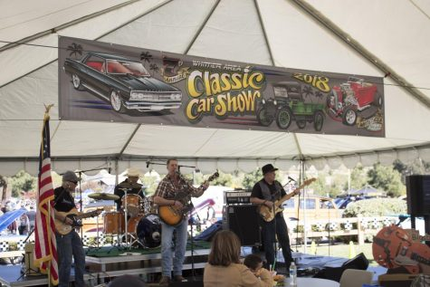 Whittier's Seventh Annual Classic Car Show