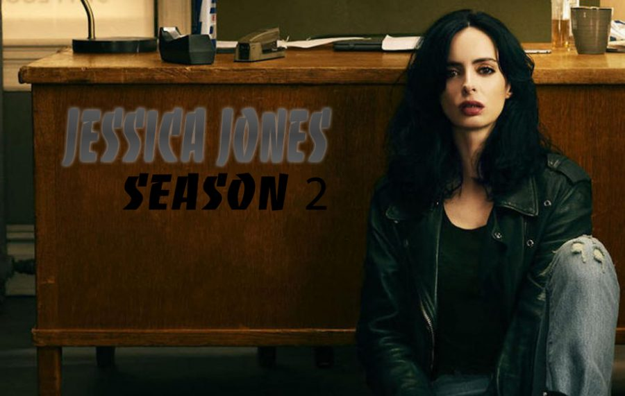 Her Worst Enemy is Herself : Jessica Jones Season 2
