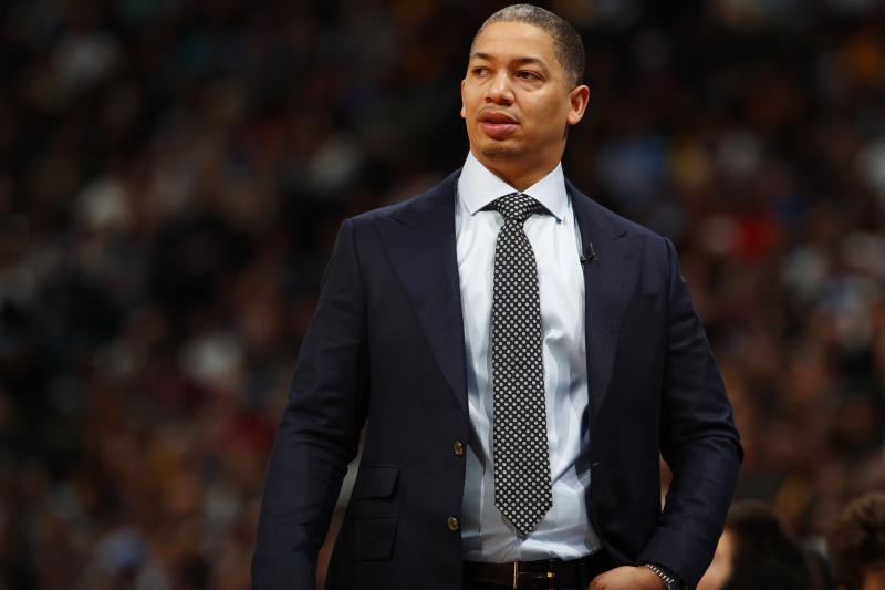 Lue stepping away from Cavaliers to address health issue