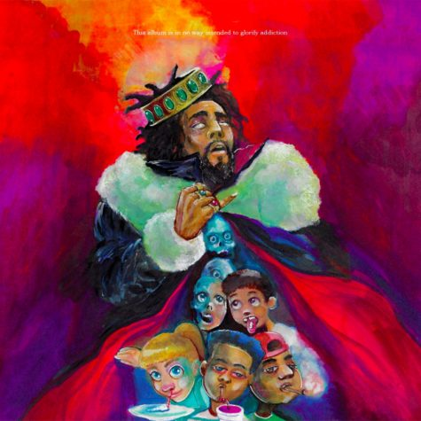 "J Cole's New Album ""K.O.D."" Addresses This Generation's Drug-Addled Capitalist Society"
