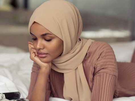 British Vogue includes model wearing Hijab for the first time ever