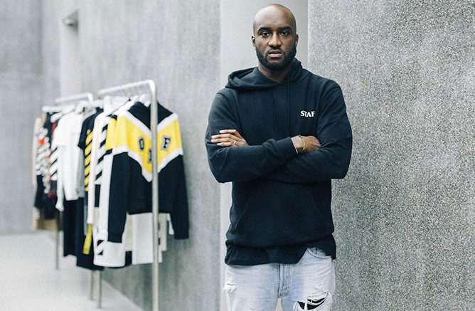 ad22267837d9 Off-White founder Becomes First Black Man in Men s Design - El Paisano