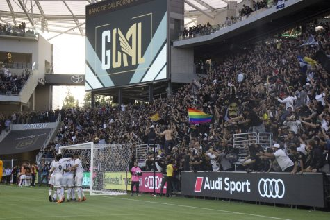 LAFC Tie After Taking Lead for Second Time in Three Matches