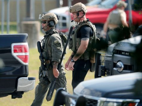 Over 20 Dead in Texas Church Shooting