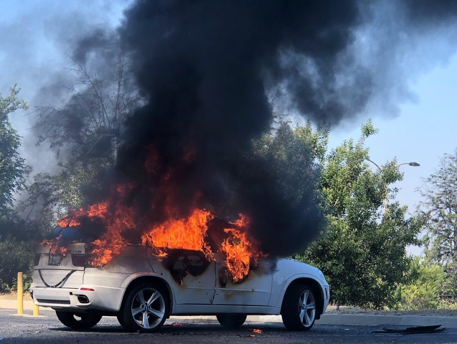 The owner of the stolen BMW X5 that caught fire at Rio Hondo Tuesday, June 19 is still unknown. Authorities are investigating the incident.