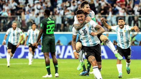 World Cup: France to face Argentina, Croatia anticipate Denmark