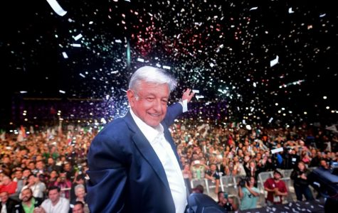 """""""AMLO"""" New Elected Mexican President"""