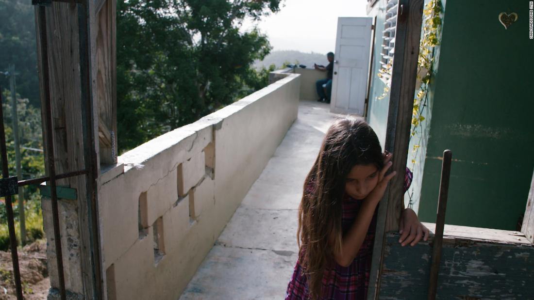 Families believed Hurricane Maria played a role in the deaths of their children.