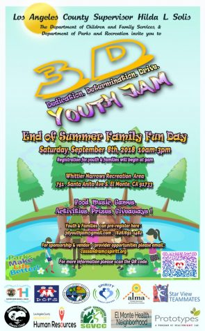 Whittier Narrows Recreation Area Brings End of Summer Family Fun Foster Youth Event on Sept. 8