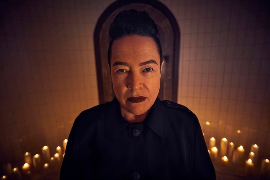 Miriam Mead a leader of the devil-cult and played by Kathy Bates
