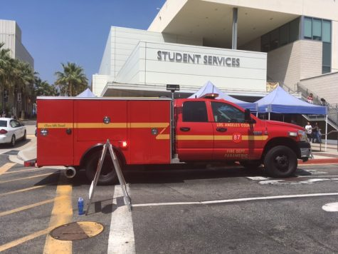 Student Taken by Ambulance from Rio Hondo Health Center