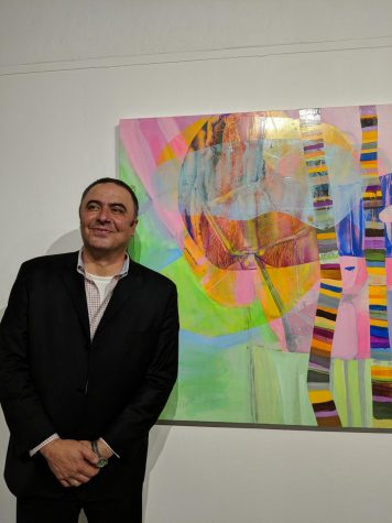 Hagop Najarian: Guiding Future Generations to Art