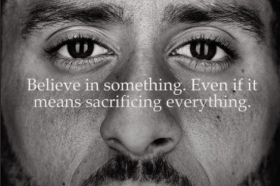 Nike's Colin Kaepernick ad sends a controversial message