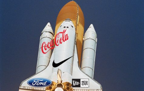 Ads May Appear in Space Next
