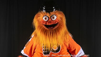 All Eyes Are on The Philadelphia Flyers' New Mascot