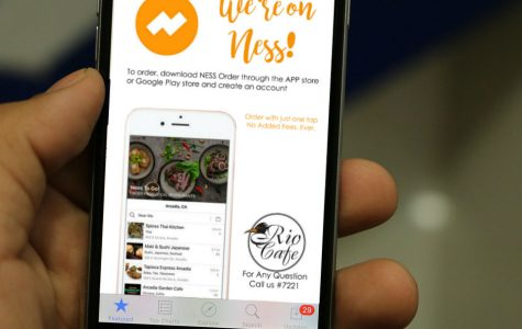Cut the Wait and Pay ahead using Rio Cafe Ness App