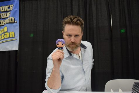 Interview With: Eric Vale, Anime Voice Actor