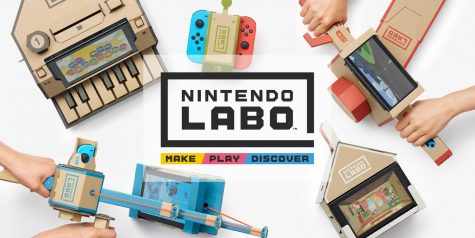 Nintendo Bringing Labo to Elementary Classes