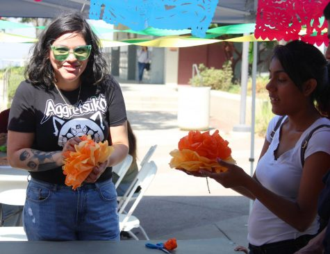 Self Help Graphics Shares Roots of Latino Art to Campus