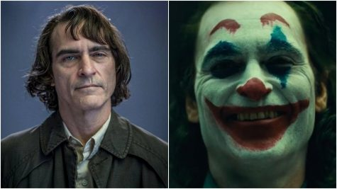 First Look at Joaquin Phoenix in Clown Make-Up for Joker Film